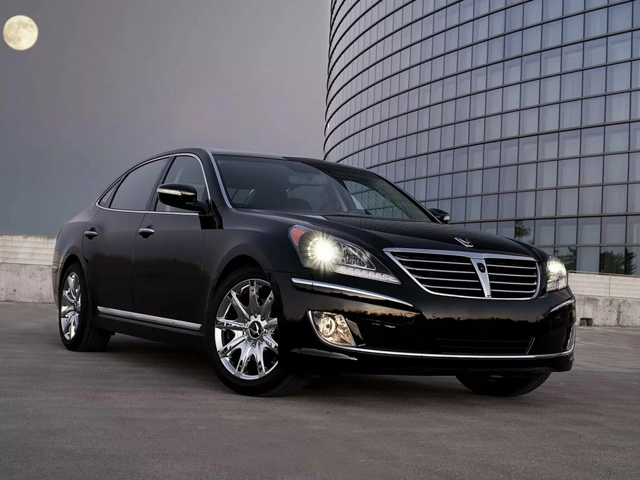 Hyundai Equus Ultimate