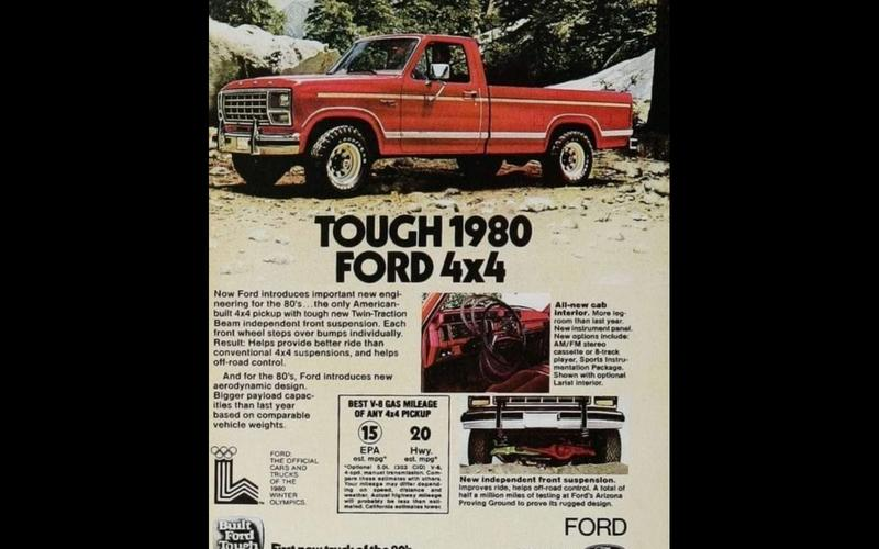Ford: Built Ford Tough