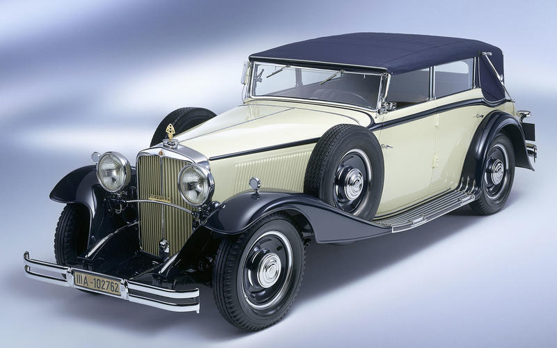 Maybach DS8 (1931)